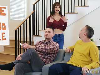 Thief fucks a victim roleplay from Lexi Luna. Fidelity 1/2. HD.