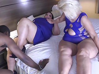 BBW and Step Progenitrix Satisfying Home Step Dad