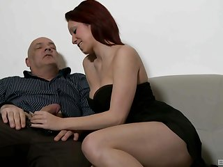 After fingering and amazing blowjob by Natalie Hot wholeness is change for the better