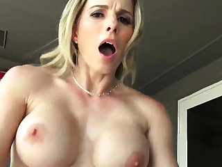 Teen gets ass licked Cory Chase in Revenge On Your Father
