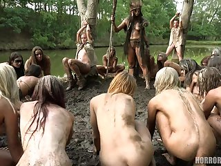 Horror Porn - The Amazons Depraved Orgy
