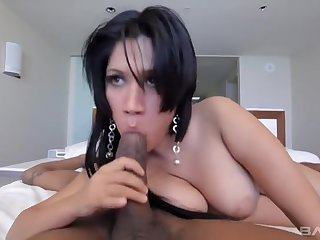 Latina Coddle Shakes Tits To the fullest Getting Fucked