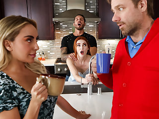 Porn Feud 3 Free Membrane With Lacy Lennon - BRAZZERS