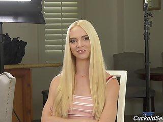 Hot interview of adult porn model Lana Sharapova