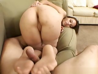 Amber Rayne Pantyhose FootJob R.I.P