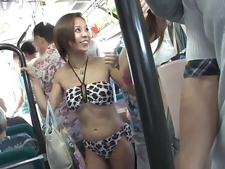 NHDTB - 316 - Swimsuit insusceptible to a bus... heavy mistake