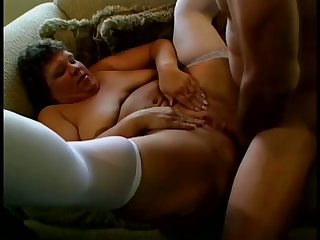 Nothing like a chunky gripe turn this way loves the dick and this fatty is insatiable