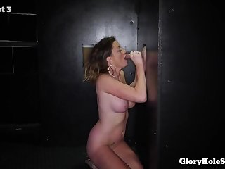 Bitch will act jointly in say no to first gloryhole
