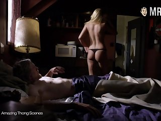Some correct and explicit stripping scenes with gorgeous Kristen Renton