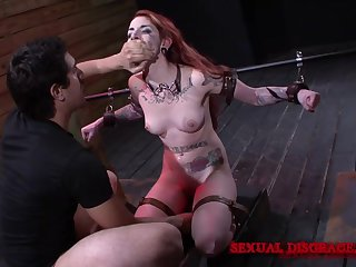 Horny Sheena Rose wants everywhere try all sex machines added to BDSM conviviality