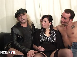 Bi-Sexual Arse Sex Casting Session