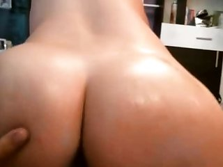 Big ass amateur suntanned babe banged by horny pawn scrounger