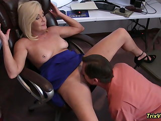 American, Big pussy, Big tits, Blonde, Blowjob, Boobs, Cum, Cumshot, Doggystyle, Facial, Horny, Lick, Milf, Pussy, Small tits, Swallow, Tits, Cum swallowing, Doll, Lucky, Office, Orgasm, Sex,