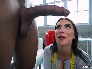 Big black cock, Big cock, Black, Brunette, Bus, Couple, Hardcore, Interracial, Pornstar, Fucking,