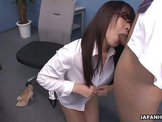 Amateur, Asian, Big tits, Brunette, Casting, Cum, Cumshot, Deepthroat, Japanese, Sucking, Tits, Asian amateur, Asian big tits, Japanese amateur, Japanese big tits, Lady, Office, Uncensored,